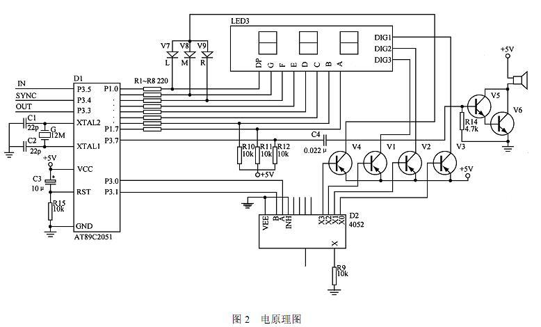 单片机在超声波测距中的应用