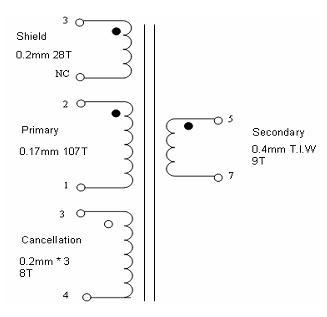 emi及无y电容手机充电器的设计