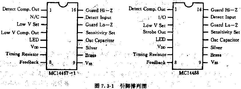 坑的场效应管和比较器;