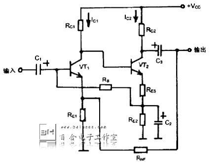 低频低噪声通用放大器电路