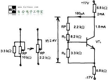 低失真10w音频功率放大器电路