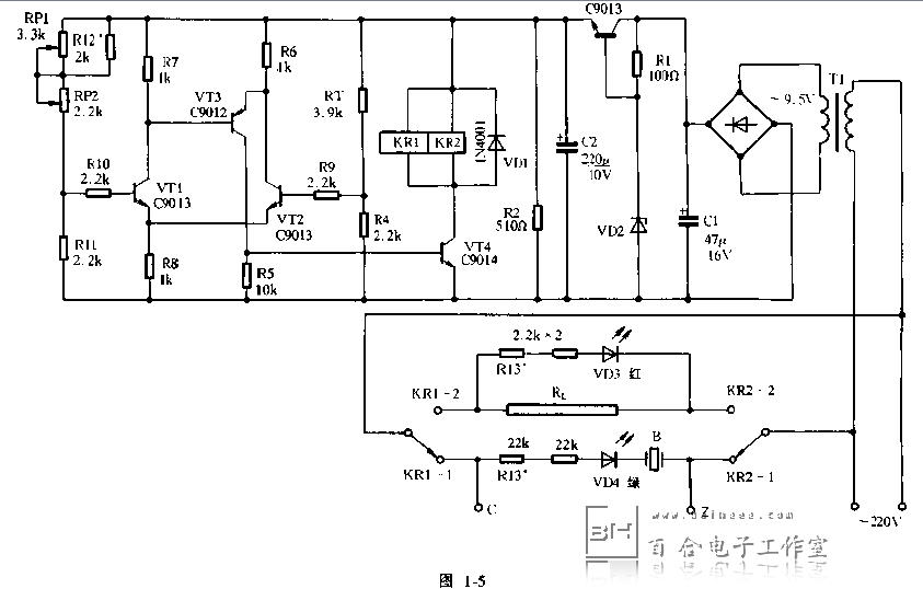 插座式自动温控器的特点是自动控温