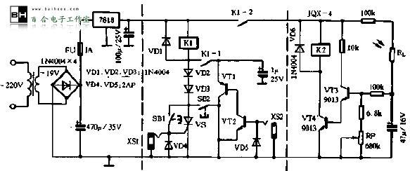 该控制器的电路如图1所示