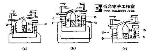 继电器工作原理与作用