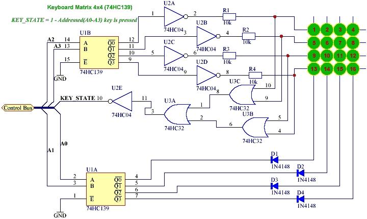 74hc139应用电路实例